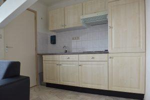 appartement wegkant keuken